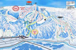Ishiuchi Ski Resort links up with GALA Yuzawa, making for one beautiful mega resort.