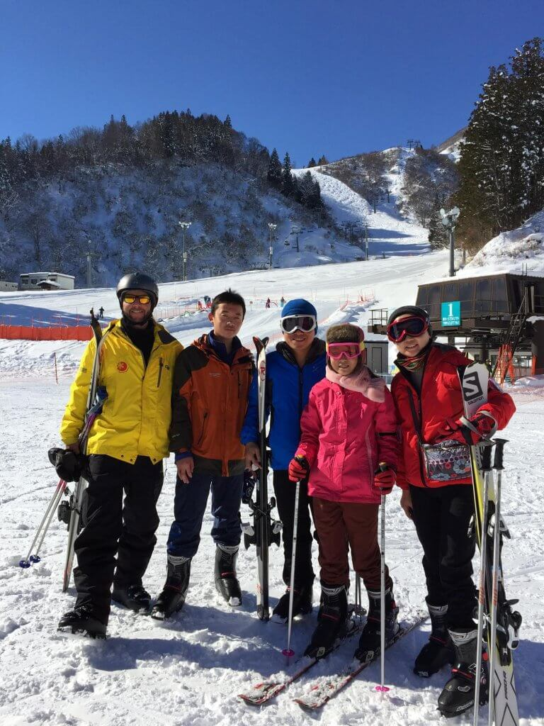 We can teach you to ski at any level, from beginner to advanced.